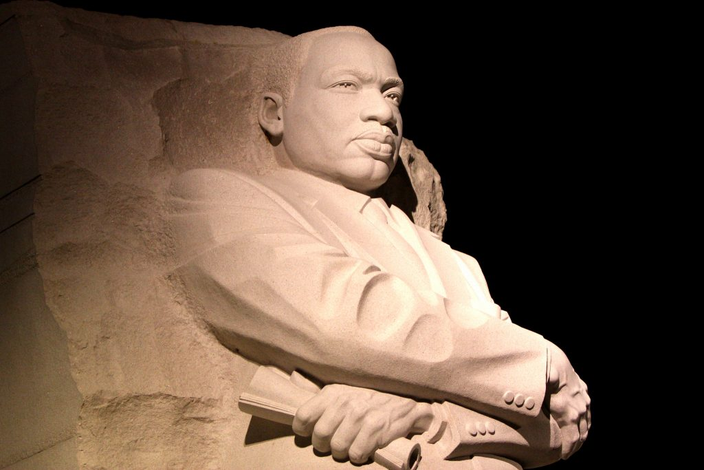 Martin Luther King Jr Memorial